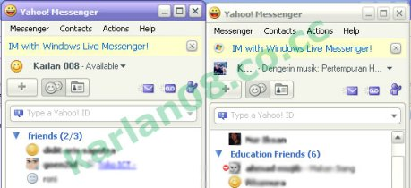 Multi Yahoo! Messenger