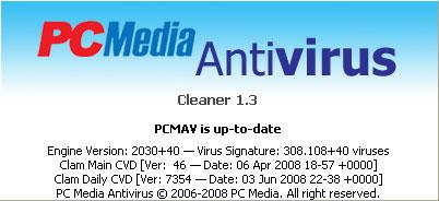 PCMAV Update