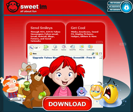 Download SweetIM
