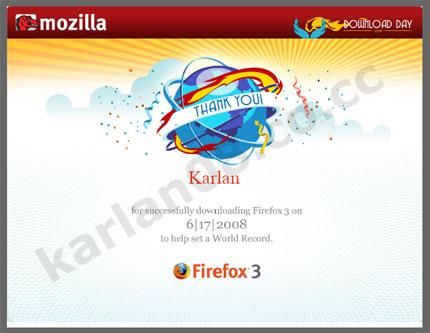 Sertifikat dari Mozilla.Org